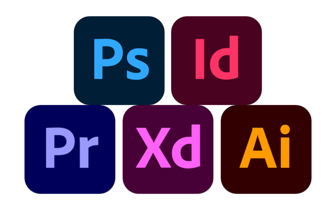 5 Adobe Programs to Maximize Your Content