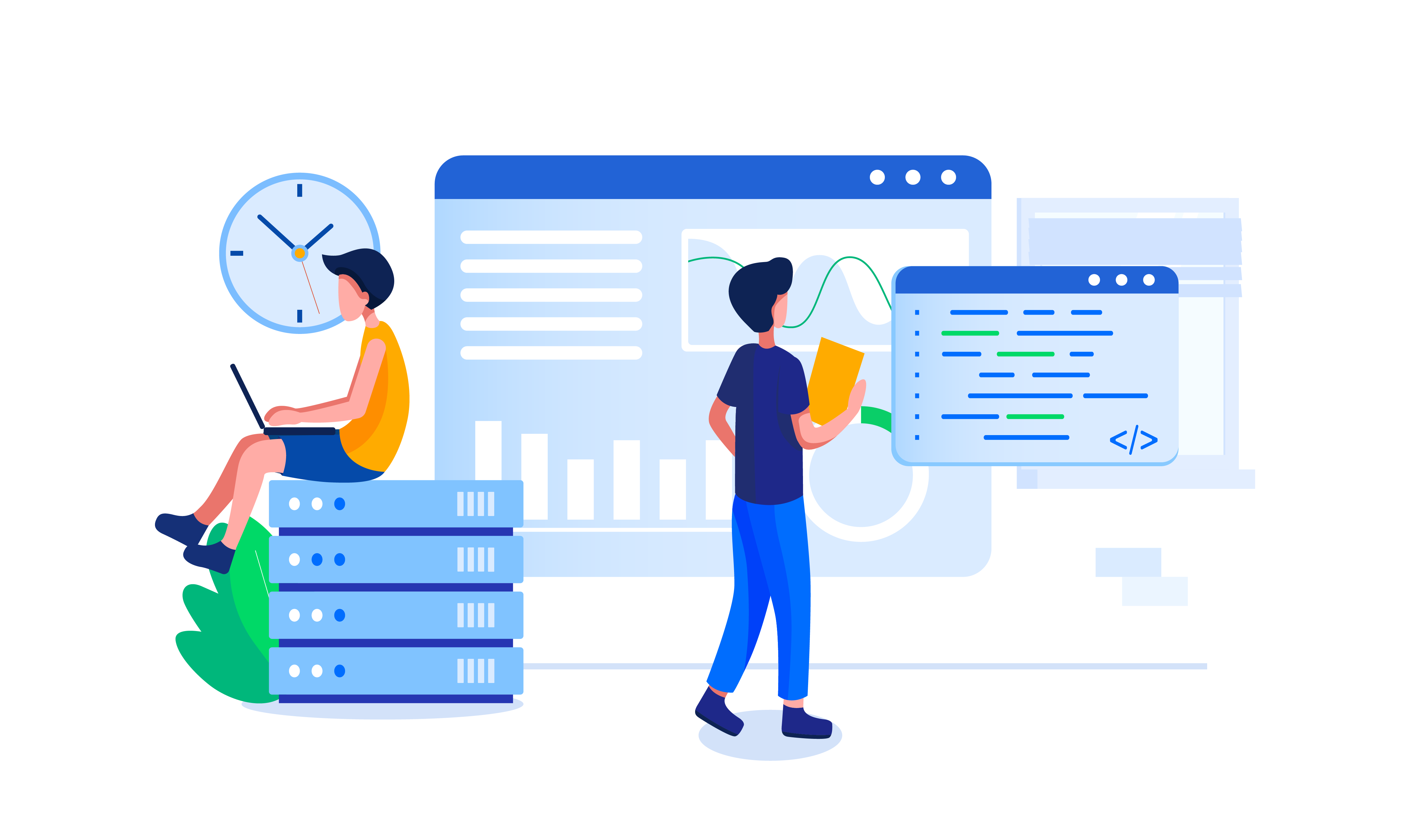 Front-End vs Back-End Development: What's the Difference?