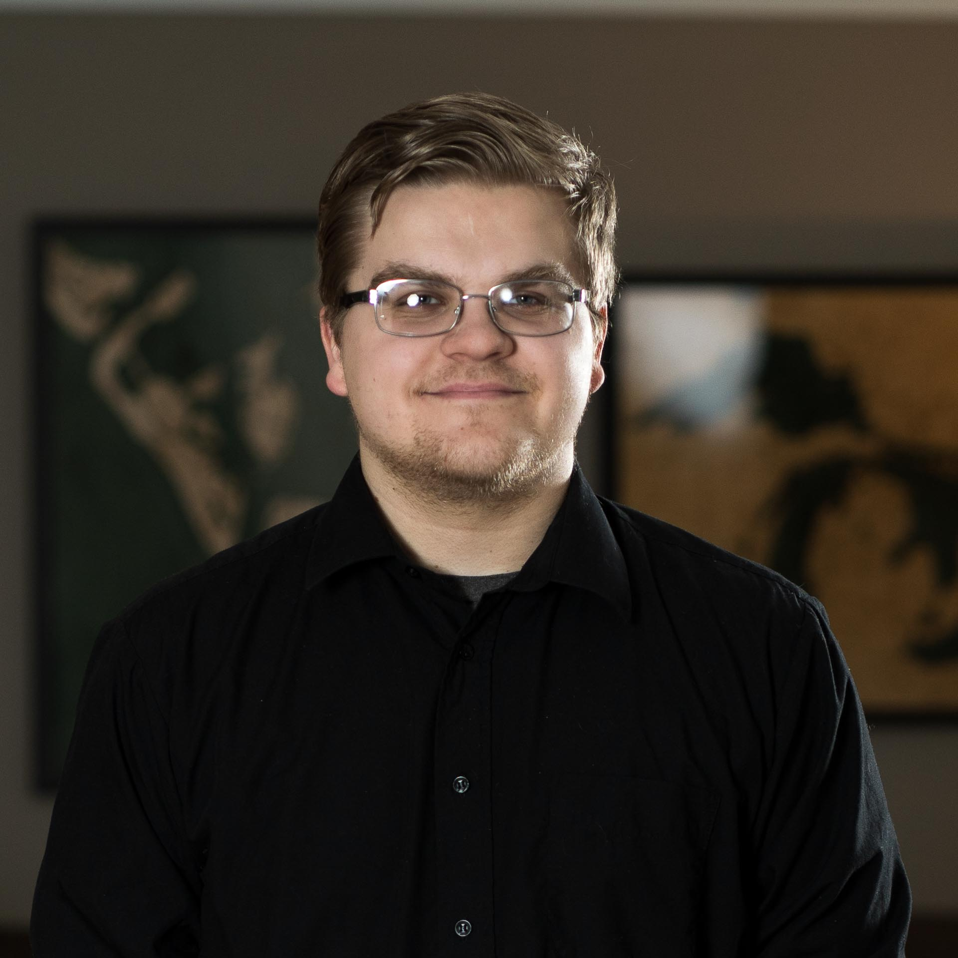 Cody Hart front end software engineer headshot
